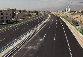 کاهش نرخ عوارض آزادراه تهران-شمال در دستور کار دولت