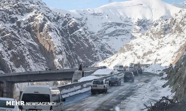 محدودیت ترافیکی در آزادراه تهران-شمال پس از افتتاح رسمی
