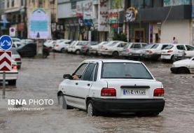 ورود سامانه بارشی جدید به کشور از فردا /تداوم بارشها در جنوب کشور