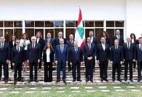 بخش مهمی از مشکلات لبنان منشأ خارجی دارد/ دولت جدید، تکنوکرات است