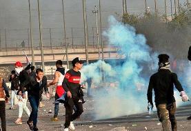 تظاهرکنندگان عراقی به بستن راهها و پلها ادامه دادند