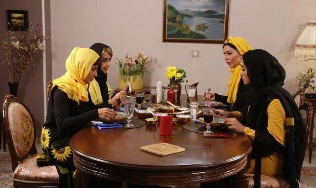 بازیگران جذاب جدید در شام ایرانی