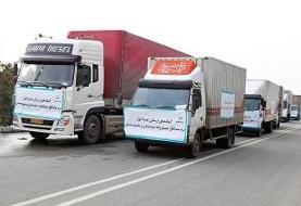 ارسال کمک های غیرنقدی همراه اول به مناطق سیل زده سیستان و بلوچستان