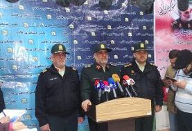 ۴۳ باند سرقت در پایتخت متلاشی شد