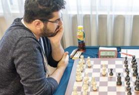 شطرنج باز ایرانی مقابل حریفی از رژیم صهیونیستی حاضر نشد