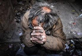 هشدار در خصوص آسیبدیدگی بیخانمانها همزمان با برودت هوا در کشور