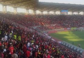 بازهم پرچم ژاپن در ورزشگاه آزادی؛ بازهم دردسر