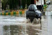 ورود سامانه بارشی جدید به کشور از فردا /تداوم بارش&#۸۲۰۴;ها در جنوب کشور