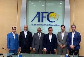 دستاور مهم جسله مدیران فوتبال ایران با دبیرکل AFC چه بود؟
