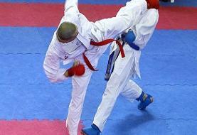 هفته چهارم لیگ برتر کاراته برگزار شد