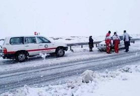 امدادرسانی به بیش از ۲۵۸خودرو طی برف اخیر در کهگیلویه و بویراحمد