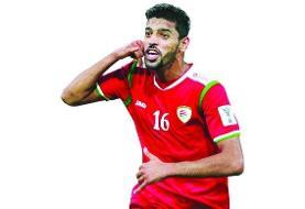 امضای قرارداد مهاجم تیم ملی عمان با سپاهان