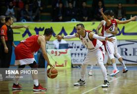 حدادی مهمان ویژه هفته ۲۱ لیگ برتر بسکتبال/ شکست خانگی مهرام مقابل پتروشیمی