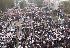 تظاهرات میلیونی مردم عراق علیه اشغالگری آمریکا