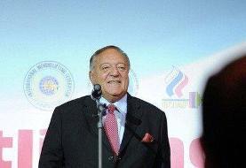 رئیس فدارسیون جهانی وزنه برداری تعلیق شد