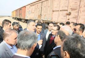 ترکمنستان در حال اتصال خط عریض راهآهن و تکمیل خط نرمال است