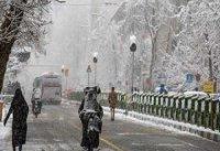 امروز بارش پراکنده برف در تهران/ فردا استان&#۸۲۰۴;های سیل زده بارانی می&#۸۲۰۴;شوند