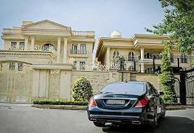 میزان مالیات خانههای اعیانی و خودروهای لوکس مشخص شد