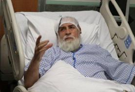 توضیحات رئیس بنیاد شهید در مورد علت بستری شدن در بیمارستان