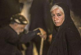 اولین تصویر از گریم متفاوت پانتهآ پناهیها در فیلم جدید حاتمیکیا
