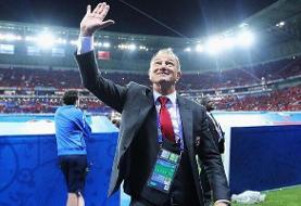 دبیاسی: فقط جزئیات نهایی قراردادم با تیم ملی ایران باقی مانده است