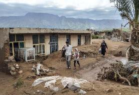 ساخت منازل مددجویان سیلزده آغاز شد