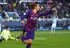 گریزمان: میخواهم تاریخ باشگاه بارسلونا را بنویسم