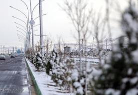 تهران سردتر می شود/ ورود ابرهای باران زا به کشور