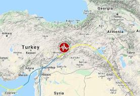 زمینلرزه شدید در شرق ترکیه/افزایش شمار کشتهها به ۱۸ نفر
