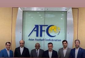 نمیدانم آقایان کجای AFC هستند/۲ میزبانی دادیم و ۱۲میزبانی گرفتیم