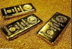 قیمت طلا و نفت در بازار جهانی/قیمت هر اونس طلا به ۱۵۷۱ دلار و ۵۳ سنت رسید