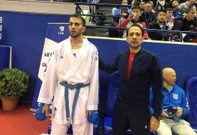 راهیابی بهمن عسگری به نیمه نهایی/ آسیابری حذف شد