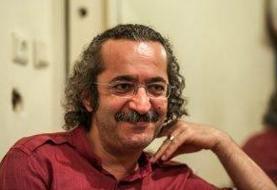 سیما تیرانداز و فرزاد حسنی در نمایش محمد یعقوبی