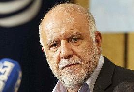 توضیحات زنگنه درباره سهمیه بنزین سفر و کم فروشی جایگاههای بنزین   کاهش صادرات گاز به عراق