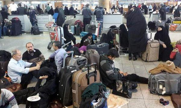 توضیح سازمان هواپیمایی درباره قرنطینه مسافران مشکوک به کرونا | آیا ...