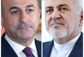 ابراز همدردی ظریف با دولت و ملت ترکیه