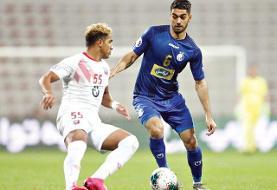 وقتی استقلال رویای تیم کویتی را بر باد داد