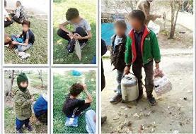 محلهای که به کودکان مشروب و مواد میدهند!