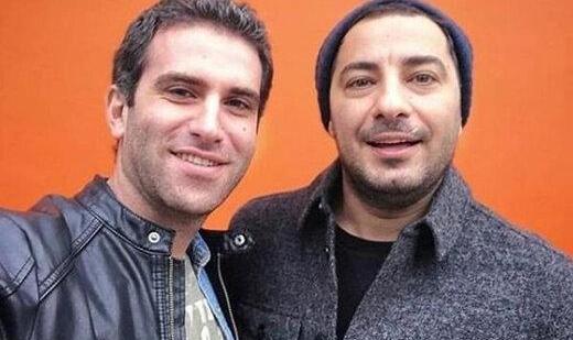 هوتن شکیبا و نوید محمدزاده در «قهوه قجری»