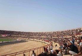 شروع پرتماشاگر لیگ فوتبال یمن بعداز۵سال تعطیلی