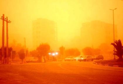 فقر، سیل، فاضلاب، آلودگی، کم آبی و اکنون... حرکت توده گردوخاک به سمت آبادان و خرمشهر