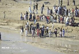 امدادرسانی به ۲۱۰هزار نفر در ۱۲۰۰ شهر و روستای متأثر از سیل و برف