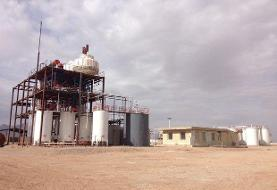 ظرفیت مخازن ذخیره سازی میعانات گازی افزایش یافت