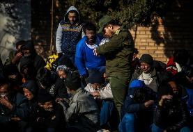 سومین مرحله طرح ظفر پلیس تهران