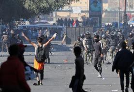 در تظاهرات ضدحکومتی در عراق، ٤ نفر کشته شدند
