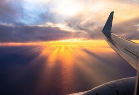 نقص فنی هواپیمای RG قشم ایر / انتقال مسافران با پروازهای دیگر