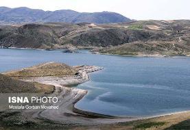 وضعیت منابع آبی در ۱۰ استان مثبت و در ۸ استان منفی است