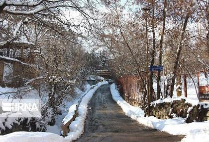 سراب در آذربایجان شرقی ۲۴ درجه زیر صفر!