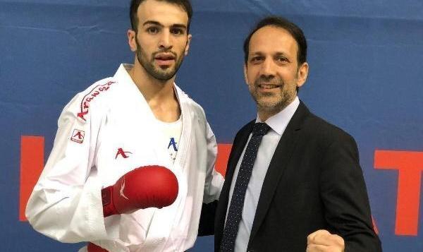 سهمیه حضور در المپیک بهمن عسگری قطعی شد