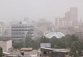وضعیت هوای اراک ناسالم است
